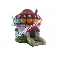Buy cheap Inflatable mushroom bouncer,inflatable standard bouncer,inflatable digital printed jumper from wholesalers