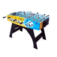 Wholesale Color Graphics Design 4 FT Soccer Table , New Style MDF Indoor Football Table from china suppliers