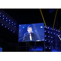 Buy cheap Super Slim P3.9 P4.8 P5 SMD Indoor Full Color LED  Display HD LED Video Display for Rental / Hire from wholesalers
