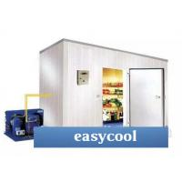 Buy cheap Customized Size And Materials Insulated Panel Ice Storage Cold Room For Food Or Industrial Storage from wholesalers