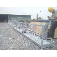 Buy cheap electric lifting cradle / suspended working platform / electric suspended scaffolding from wholesalers