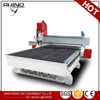 Buy cheap Woodworking Use 1325 CNC Router Machine Heavy Duty Type With Servo Motor Drivers product