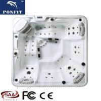 Buy cheap PFDJJ 08 Outdoor Whirlpool Tub Acrylic Material Balboa Control System from wholesalers