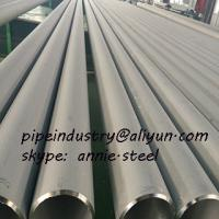 stainless steel seamless pipe TP321 Manufactures