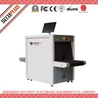 Buy cheap Windows 7 System X Ray Scanning Machine With Tunnel Size 60 * 40cm from wholesalers
