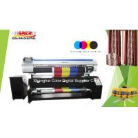 China Epson DX7 * 2 Mimaki Textile Printer / Textile Printing Machine For Roll Up Fabric on sale