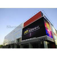 Buy cheap HD P10 Outdoor Advertising LED Screen High Resolution Waterproof LED Display Billboard from wholesalers