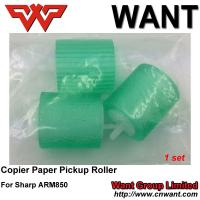 Buy cheap AR850 850 Copier paper Pickup Roller kit For Sharp ARM850 850 Sharp photocopier parts from wholesalers