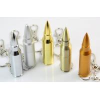 Buy cheap Metal Bullet USB Flash Drive from wholesalers