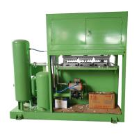 Buy cheap Automatic Recycled Pulp Egg Tray Machine , Egg Tray Manufacturing Machine from wholesalers