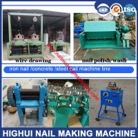 Buy cheap Automatic Nail Making Machine to Make Nails/Wire Steel Iron Nail Machine made in china ,xing tai from wholesalers