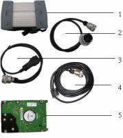Buy cheap Sell Benz Compact 3 Diagnostic Tool from wholesalers