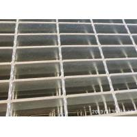 Buy cheap High Strength Flat Bar Steel Grate Drain Cover Hot Dip Galvanized Surface from wholesalers