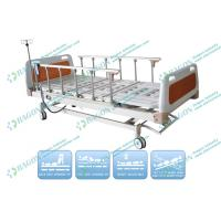 Buy cheap Central Control Lock Full Electric Hospital Bed for home use , Hospital Furniture from wholesalers