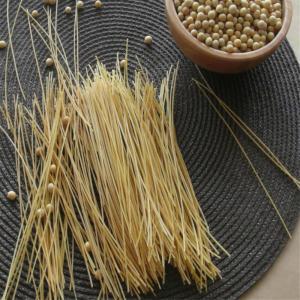 China Organic soybean spaghetti high protein, high fiber on sale