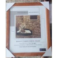 Buy cheap A4 5x7 16x20 8x10 MDF picture frame with mat /MDF picture frame with matboard and ps glass from wholesalers