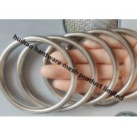 Buy cheap 4 x 40mm Stainless Steel Lacing Ring with Lacing Wire Fixing Insulation Blankets from wholesalers