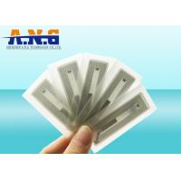 Buy cheap Hf Rfid Tags ULTRALIGHT EV1 4K Adhesive Paper Label Rectangular 56*18mm from wholesalers