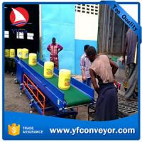Buy cheap Telescopic Movable Conveyor Belt for Container Load from wholesalers