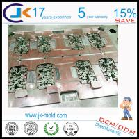 Buy cheap ISO approved OEM ODM Europe DEM standard case 2 shot molds from wholesalers