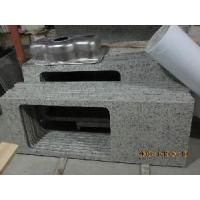 Buy cheap Grey White Granite Kitchen Countertop from wholesalers
