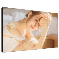 Buy cheap Media Display Splicing LCD Video Wall Screens Indoor Samsung Panel 46 Inch from wholesalers