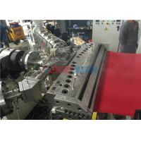 Three Layer Roof Panel Roll Forming Machine 400kgh High Production Efficiency Manufactures