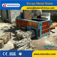 Wholesale Full Automatic Hydraulic Metal Baler For Scrap Metal Baling Press Into Bales Y83/T-125Z from china suppliers