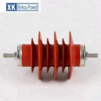 Wholesale 11000 V Gapless Lightning Arrester And Surge Arrester In Transformer from china suppliers