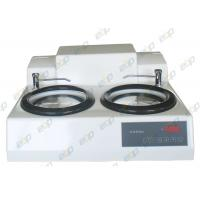 Wholesale 100 - 1000 rpm Metallographic Polishing Equipment With Water Cooling System from china suppliers