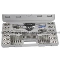 Wholesale 60PC Sae & Metric Tap & Die Set from china suppliers