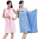 Buy cheap Bathrobe Beach Wearable Beach Towel Bath Towel Variety Sexy Superfine Fiber Magic Towel from wholesalers