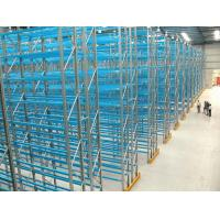 Buy cheap Certificated pallet racks for warehouse storage from wholesalers