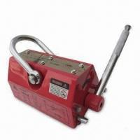 Buy cheap One Ton Magnetic Lifter with Maximal Pull-off Strength and High-safety Coefficient from wholesalers