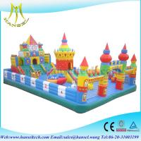 Wholesale Hansel Hot selling Popular kids jungle inflatable amusement park for sale from china suppliers