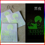 Buy cheap night glow sticker glow in the dark tattoo sticker from wholesalers