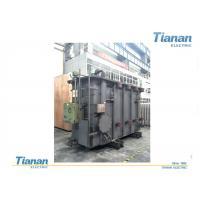 Buy cheap 35kv 16mva Oil Immersed Power Transformer , Onan Power Distribution Transformer product