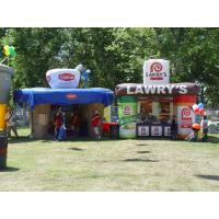 Buy cheap Lawrys Inflatable Booth Advertising Inflatables , Trade Show Booth from wholesalers