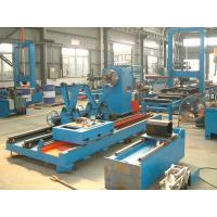 China High Precision Gantry CNC Plasma Straight Line Cutting Machine For Stainless Steel / Non-ferrous Metal on sale