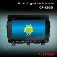 Buy cheap New!!! Special Android car DVD player with GPS for KIA K5/OPTIMA 2014-/KIA Magentis from wholesalers