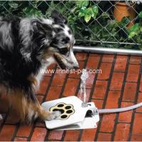 Buy cheap pet shop accessories dog automatic drinker from wholesalers