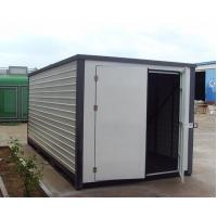 Buy cheap prefab storage modular warehouse sandwich panel container houses from wholesalers