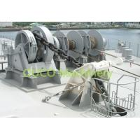 Buy cheap High Stability marine capstan winch as Fixed Type Hydraulic Anchor Winch from wholesalers