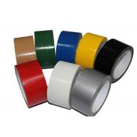Buy cheap Heavy Duty Hot Melt Cloth Duct Tape For Sealing Fix Protection from wholesalers