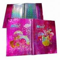 Buy cheap Promotional PP Book Covers in A4 Size from wholesalers