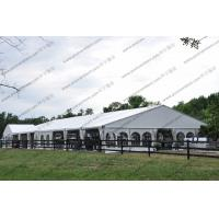 Buy cheap Aluminum Structure Tent Clear Roof Marquees for Outdoor Wedding with Luxury Decoration for Sale from wholesalers