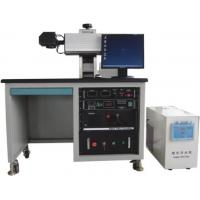 Buy cheap High Speed  Co2 Laser Marking Machine 932nm Laser Wavelength For PET Bottles from wholesalers