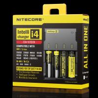 Buy cheap NITECORE i4 4 channels multi-functional Intellicharger Li-ion/Ni-MH/Ni-Cd Universal Battery Charger from wholesalers