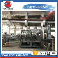 Wholesale Pet Bottle Soft Drink Water Carbonated Drinks Filling Machine Washing Filling Capping Machine from china suppliers