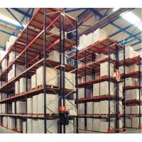 Buy cheap Customized Steel Heavy Duty Warehouse Storage Pallet Rack System from wholesalers